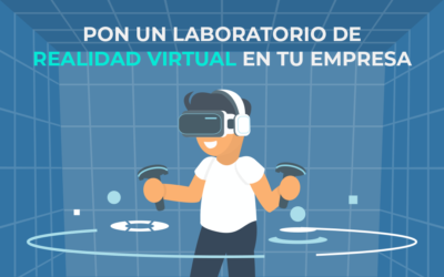 Pon un laboratorio de realidad virtual en tu empresa