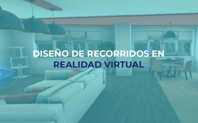 Diseño de recorridos en realidad virtual